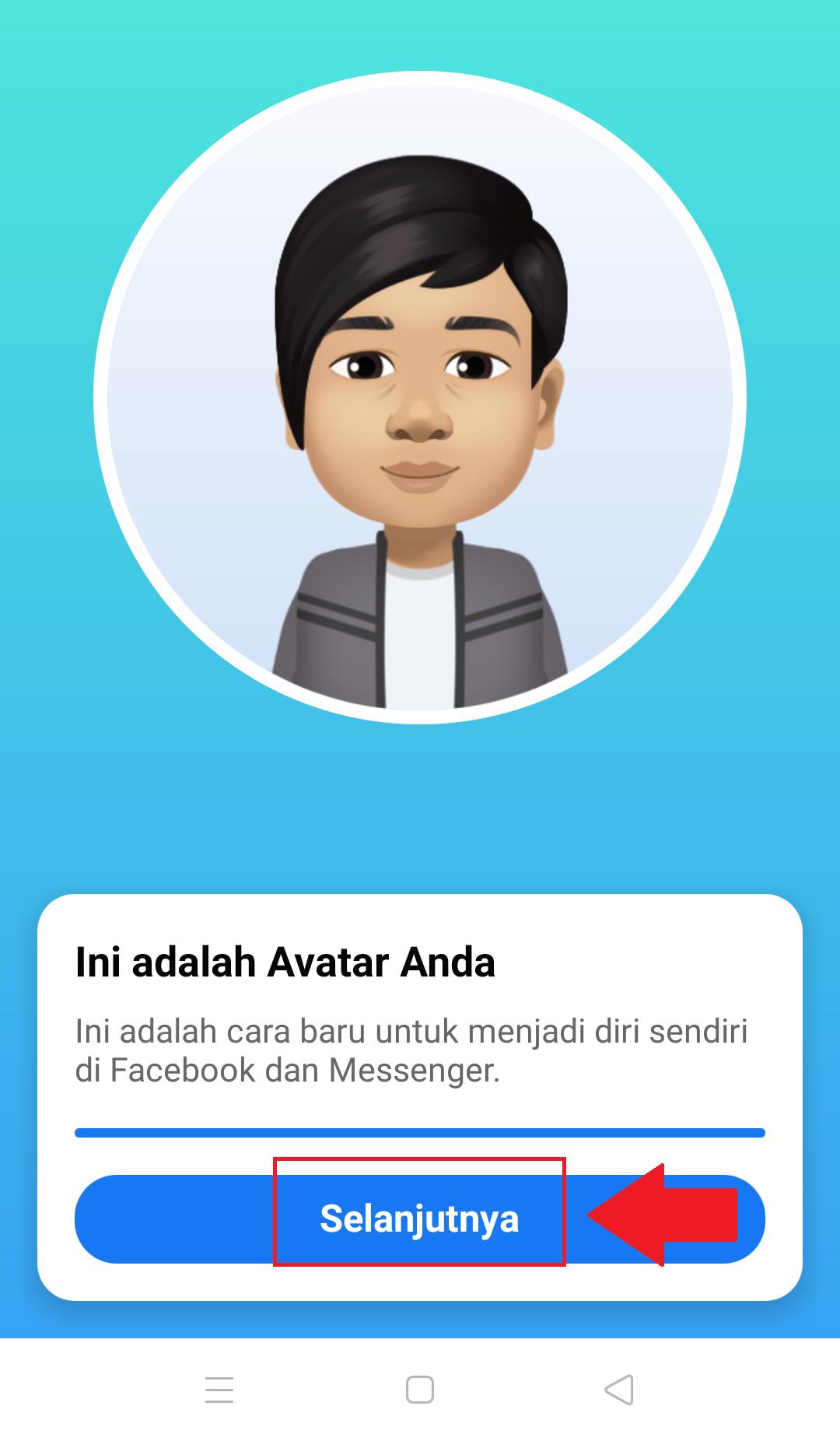 cara mudah jadikan avatar facebook menjadi foto profil whatsapp