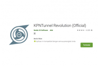 Cara Import Config di KPNTunnel
