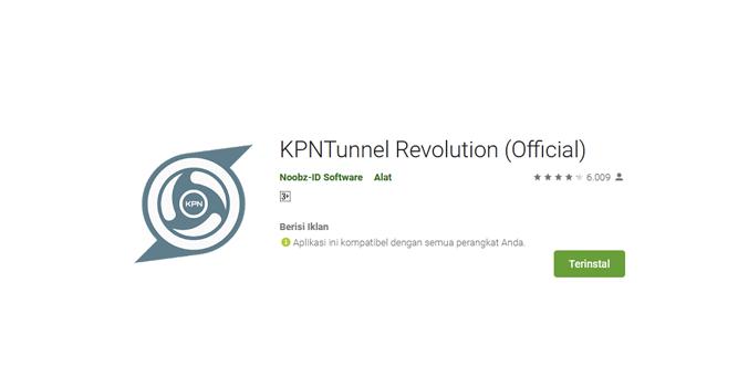 Cara Setting SSH di KPNTunnel
