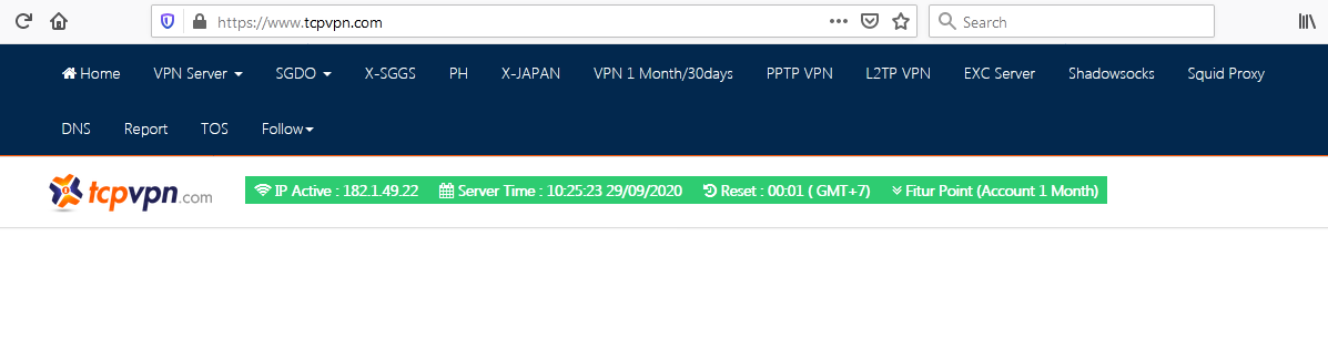 OpenVPN TcpVPN