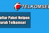 Daftar Paket Telpon Murah Telkomsel