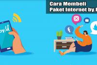 Cara Membeli Paket Internet By.U Dengan Harga Miring