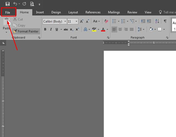 cara mengembalikan file word yang lupa ke save