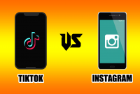 TikTok Versus Instagram