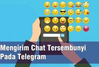 Mengirim Chat Tersembunyi Pada Telegram