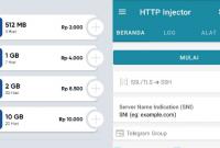 Trik Ubah Kuota Topping Facebook by.U
