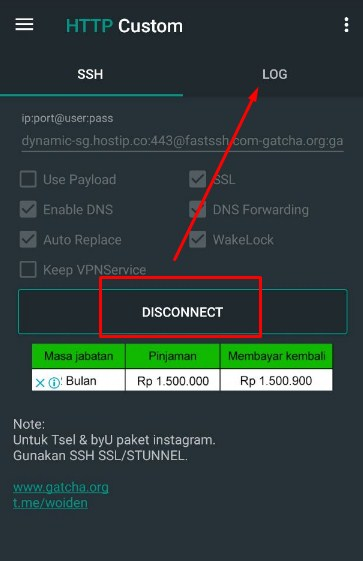 Config HTTP Custom 234 Telkomsel UnlimitedMAX