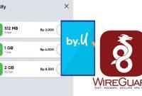Cara Ubah Topping Spotify by U Jadi Reguler Menggunakan Wireguard