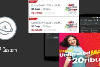 Config HTTP Custom 234 Telkomsel UnlimitedMAX