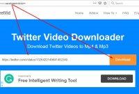 Cara Download Video di Twitter Tanpa Aplikasi