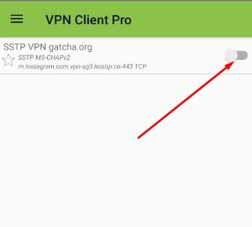 Konek Aplikasi SSTP VPN Game (VPN Client Pro)