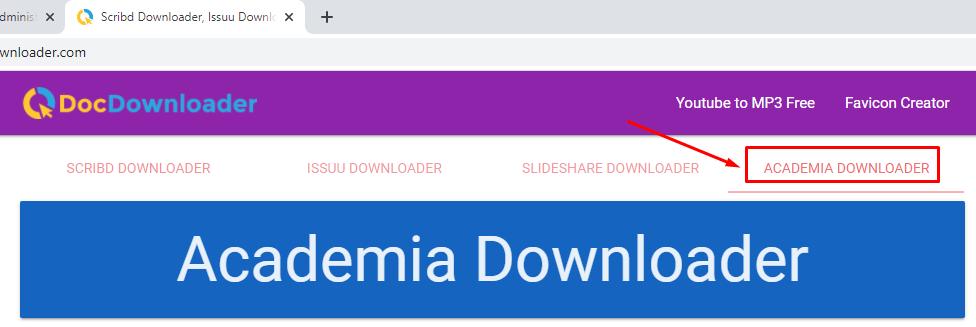 situs untuk download file di academia edu