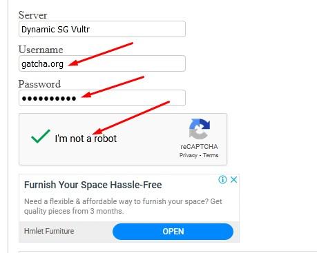 Dynamic Servers FastSSH