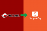 Cara Mengisi Pulsa MyTelkomsel Dari ShopeePay
