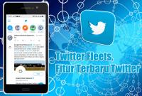 Twitter Fleets, Fitur Terbaru Twitter