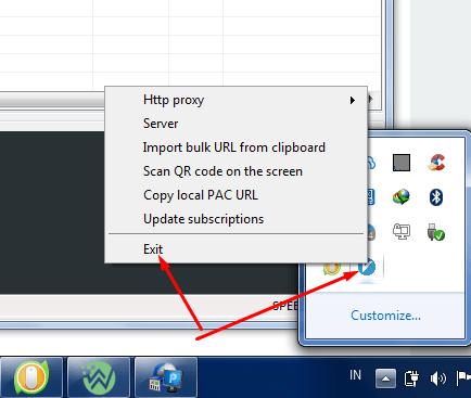 V2Ray PC