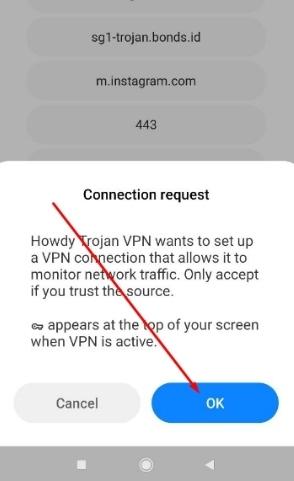 Cara Menggunakan Howdy Trojan VPN untuk Trik Internet Gratis