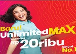 Paket UnlimitedMAX Telkomsel