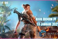 Kode Redeem FF 18 Januari 2021 Server Indonesia