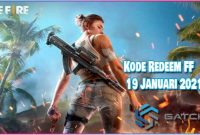 Kode Redeem FF 19 Januari 2021 Server Indonesia
