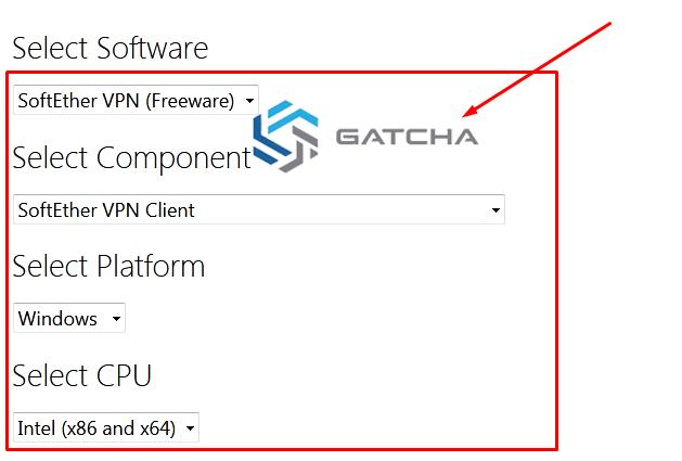 Aplikasi Softether untuk PC Windows