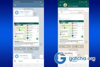 Mengubah Tampilan Telegram Seperti WhatsApp