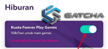 Cara Mengubah Kuota Game Axis Menjadi Kuota Utama