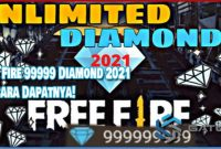 Free Fire 99999 Diamond 2021, Ini Cara Dapatnya!
