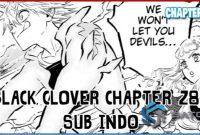 Komik Black Clover Chapter 284 Sub Indo