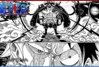 Manga One Piece 1005 MangaPlus