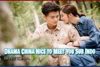 Nonton Drama China Nice to Meet You Sub Indo