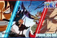 One Piece Episode 964 Sub Indo Full Movie