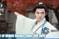 Word of Honor Drama China Sub Indo