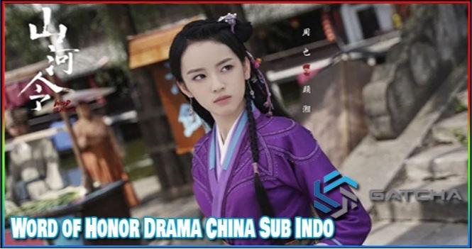 word of honor chinese drama