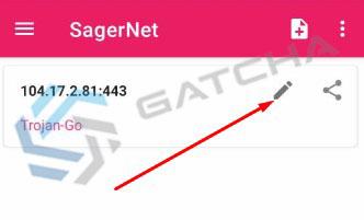 Cara Menggunakan Sagernet
