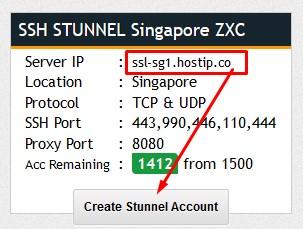 SSH SSL Port 80